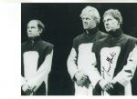 Trevor Martin (The Stage Doctor) Signed 10 x 8 Photograph #2
